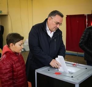 выборы в законодательное собрание нижегородской области годы