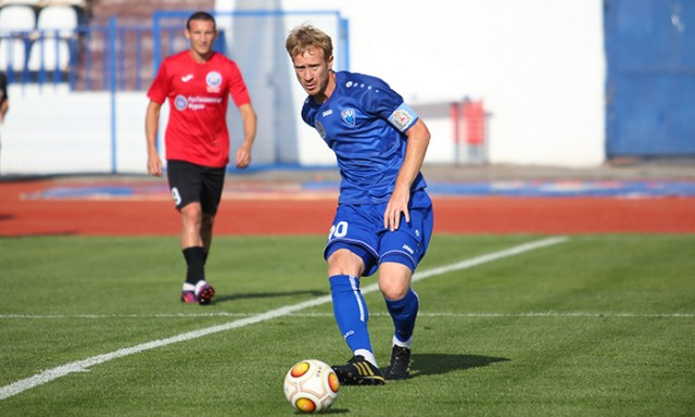 Андрей Хрипков стал командиром футбольного клуба «Нижний Новгород»