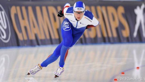 Нижегородские конькобежцы отличились начемпионате Российской Федерации