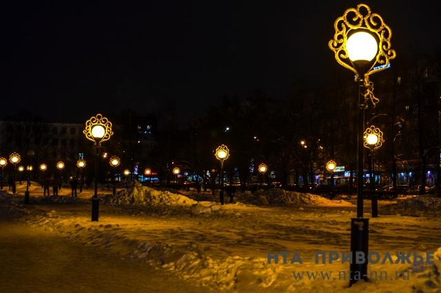 Появились фото праздничных гуляний наплощади Горького