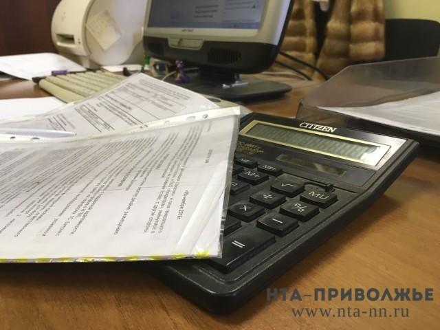 Профицит бюджета Нижегородской области 2017 года составил неменее 304 млн. руб.