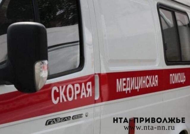 Шофёр «Рено» умер, протаранив два автомобиля натрассе М-7 под Кстовом