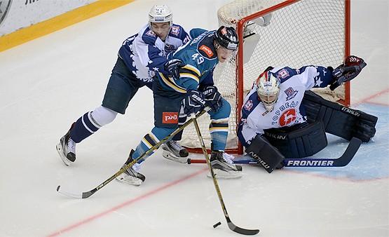 Хоккеисты «Сочи» добыли победу вматче против «Торпедо»