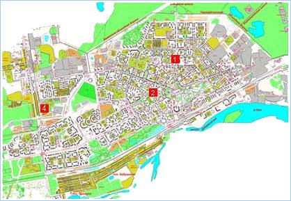 самый картинка карта дзержинска нижегородской области приобрести квартиры-студии застройщика