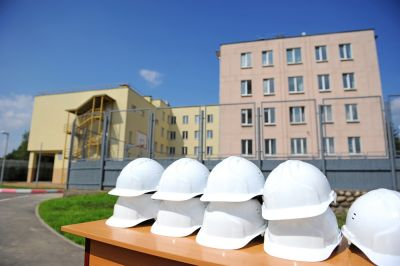 Правительство Нижегородской области выделило более 460 млн. рублей на строительство пяти школ в 2017 году