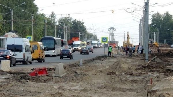Чебоксарцы посоветовали властям отремонтировать проспекты Яковлева иТракторостроителей