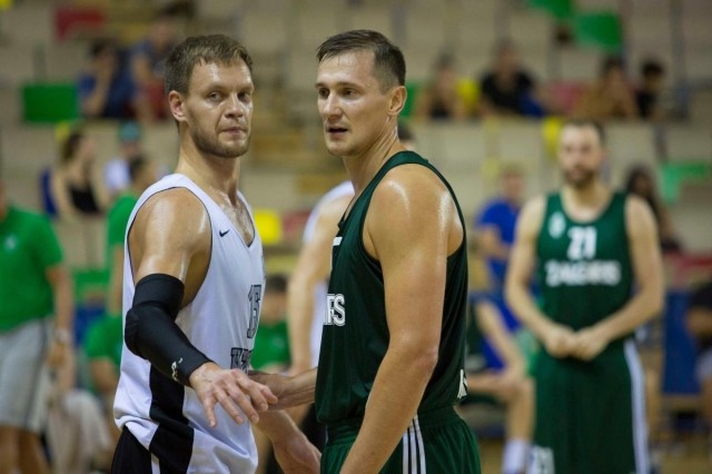 «Жальгирис» одержал победу БК «Нижний Новгород»