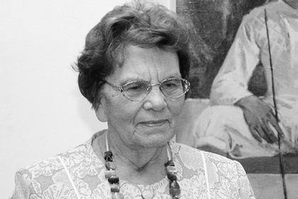 Нижегородская художница Александра Сайкина скончалась на92-м году жизни