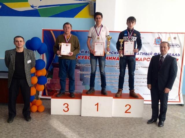 Нижегородка Екатерина Гольцева завоевала «серебро» XVчемпионата ПФО поклассическим шахматам