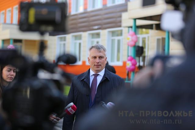 Руководитель Нижнего Новгорода Иван Карнилин оценил работу Сергея Белова на«тройку»