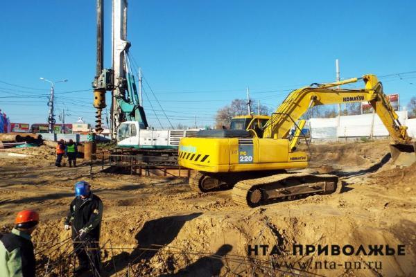 «СаровГидроМонтаж» приступил реконструкции коллектора наулице Горной вНижнем Новгороде