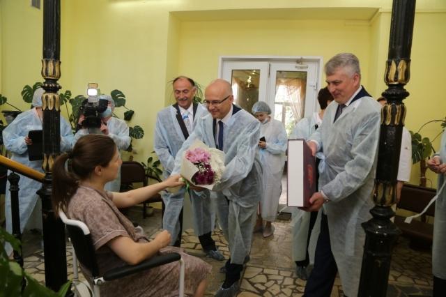 Сразу 14 детей родились вроддомах Нижнего Новгорода вДень города