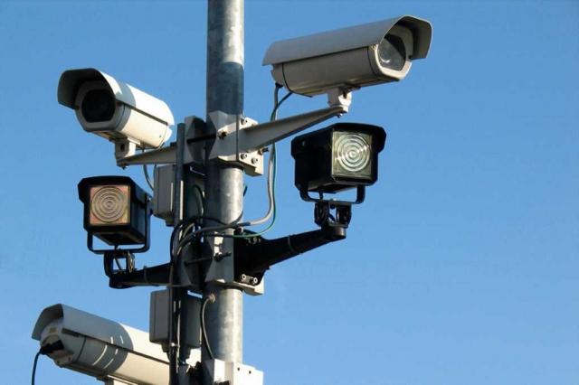 Новые камеры дорожного наблюдения появились наулице Ильинской