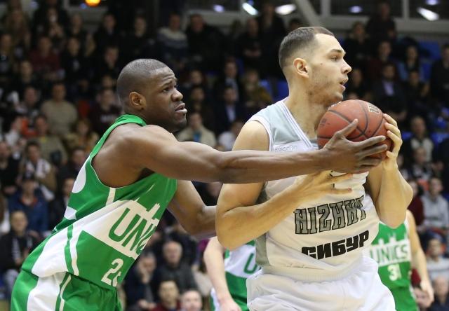Баскетболисты «Нижнего Новгорода» проиграли УНИКСу насвоем паркете