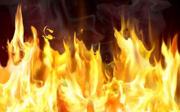 28-летняя нижегородка стремя детьми получили серьезные ожоги напожаре