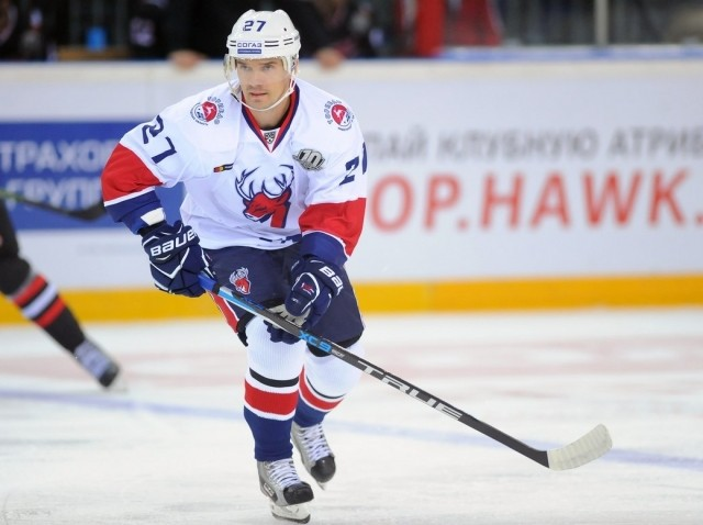 4 игрока СКА примут участие вМатче Звезд КХЛ