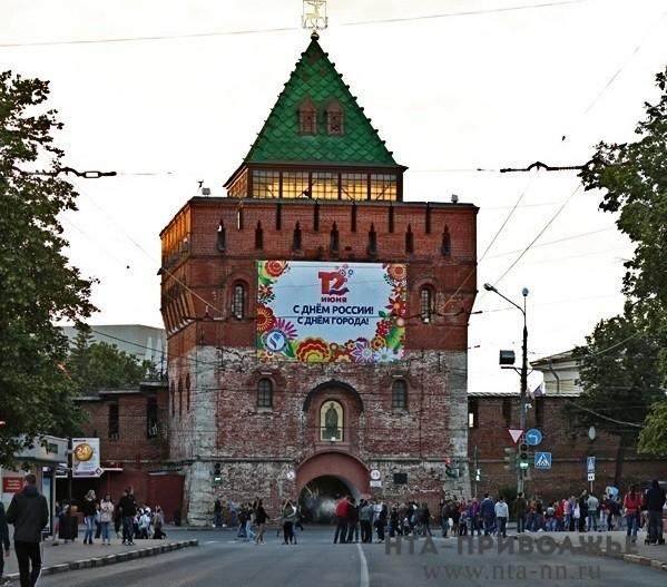 Праздничные мероприятия в День России пройдут на центральных площадках районов Нижнего Новгорода (ПРОГРАММА)