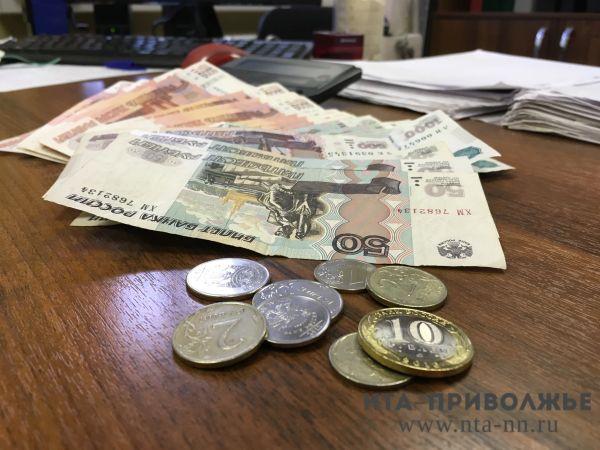 Долг Нижнего Новгорода покредитам превысил 1,3 млрд руб.