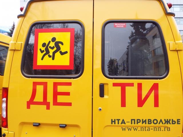 150 нарушений по транспортировке групп детей выявили вНижегородской области