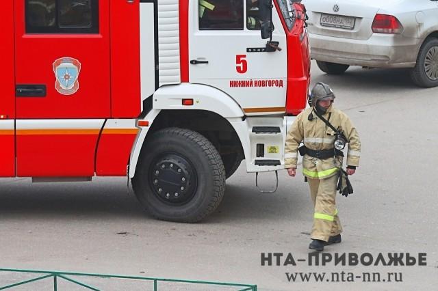 Мужчина умер напожаре вНижегородской области из-за нарушения правил монтажа электрооборудования