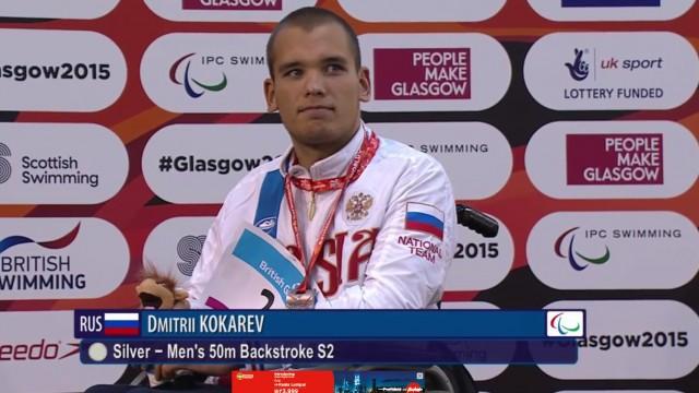 Нижегородский пловец Дмитрий Кокарев завоевал три медали Кубка Российской Федерации