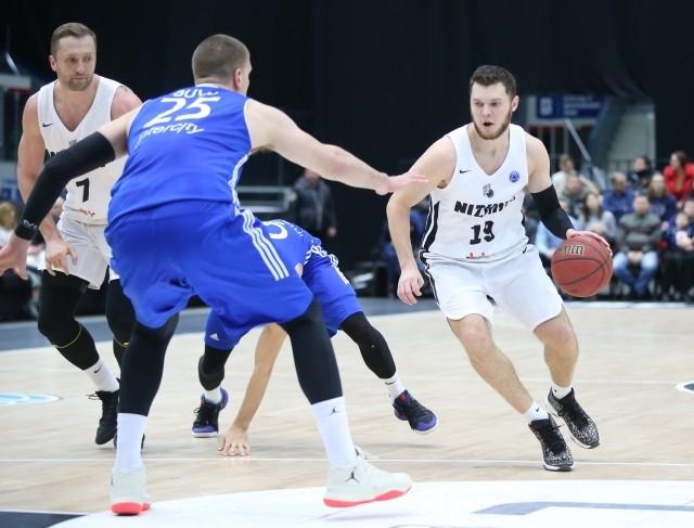 «Нижний Новгород» вышел втоп-16 Кубка Европы FIBA
