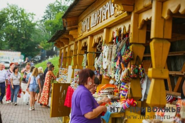 Всероссийский фестиваль общенародных промыслов стартует вГородце
