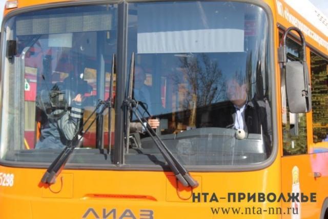 Нижний Новгород закупит 50 автобусов с вместимостью 60 человек со специальными подъемными устройствами для инвалидов-колясочников