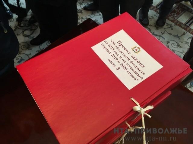 Коммерческие кредиты вструктуре госдолга Нижегородской области составляют 4,2%