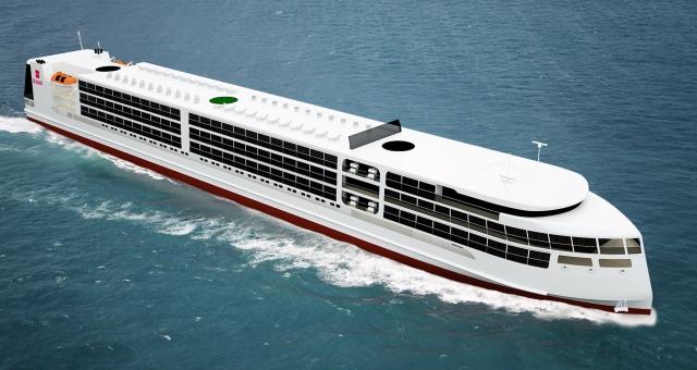 Завод «Красное Сормово» начнет строительство круизного лайнера в текущем 2017г
