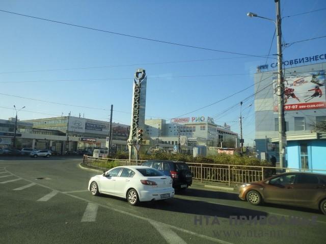 ВНижнем Новгороде наСормовском шоссе 22сентября перекроют движение