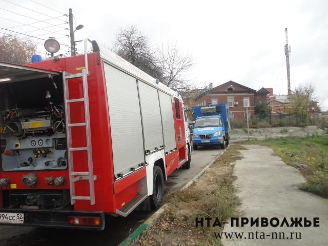Два человека погибли напожаре вЛукояновском районе Нижегородской области 1декабря