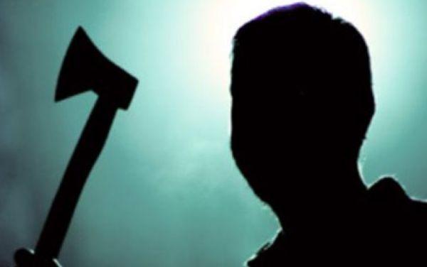 Нетрезвый мужчина ударил тесаком поголове односельчанина вПочинковском районе