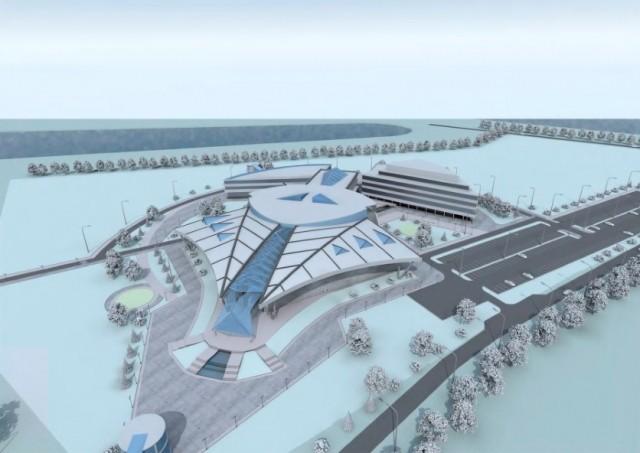 Строительство океанариума наБору обойдется в5 млрд руб.