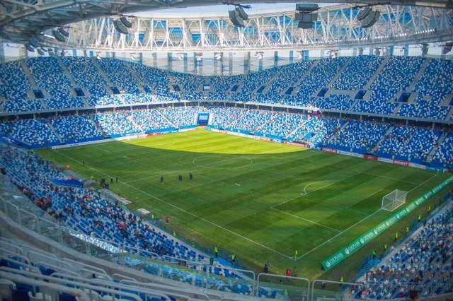Молодежная сборная Российской Федерации примет Сербию настадионеЧМ
