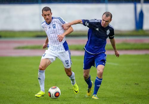 НижегородскийФК «Олимпиец» обыграл «Сызрань» срезультатом 2:0