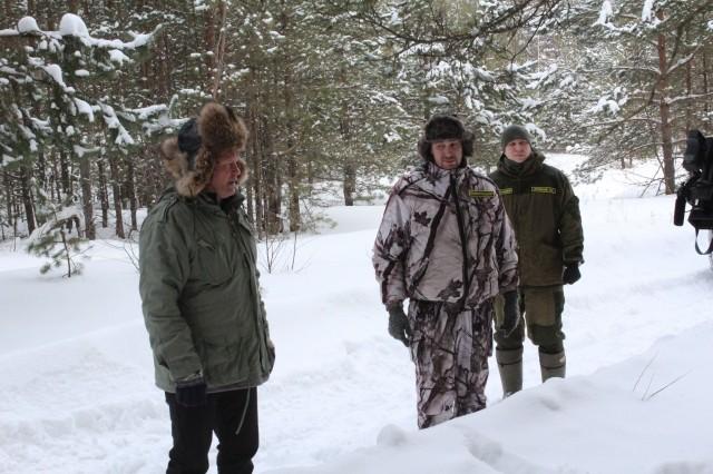 Тактаров принял участие врейде поборьбе сбраконьерством вНижегородской области
