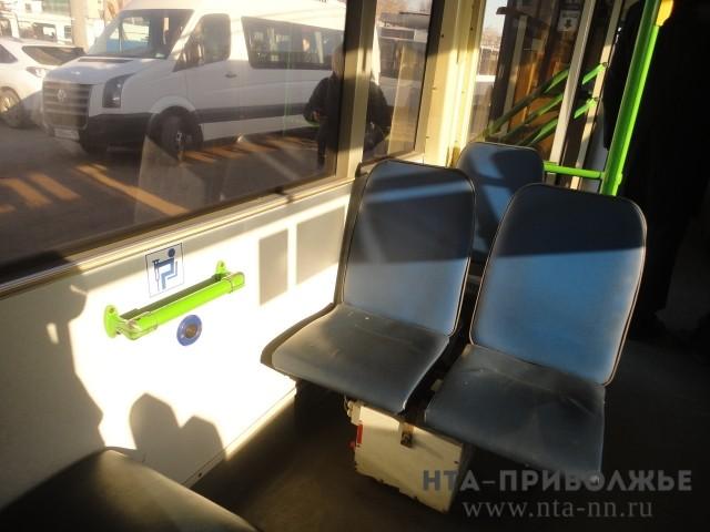 Еще 100 новых низкопольных автобусов появилось вНижнем Новгороде