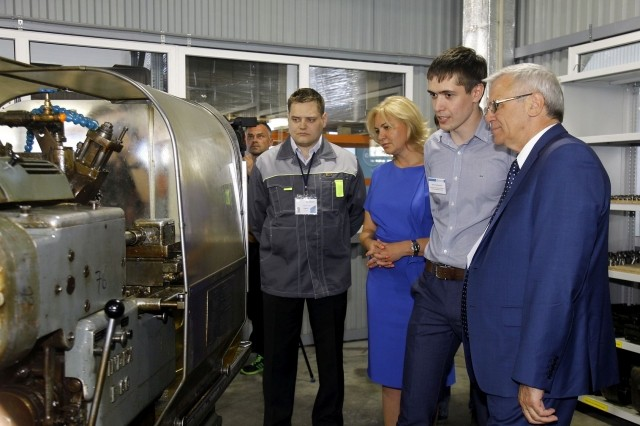 «Шлеммер Руссланд» запускает новое производство вНижнем Новгороде