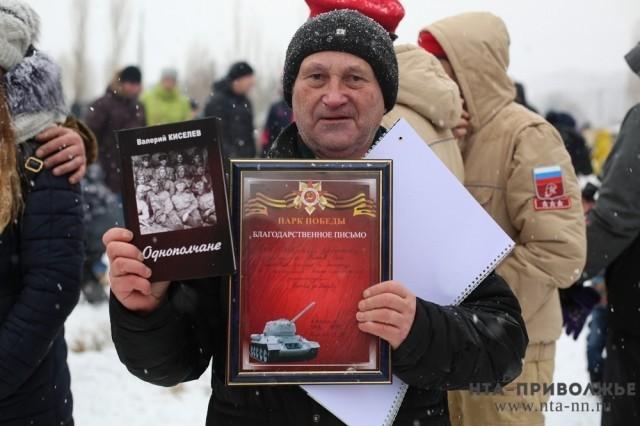 Руководитель нижегородского «Парка Победы» Валерий Киселёв переходит наработу вкадетскую школу