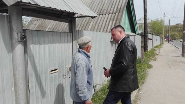 """""""Сегодня город стремится к тому, чтобы Чебоксары стали местом комфортного проживания"""", - Алексей Ладыков"""