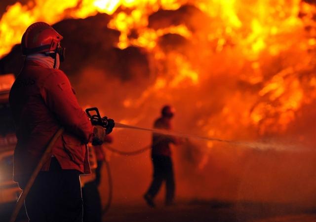 Мужчина иженщина изСергача погибли впроцессе пожара в своем доме