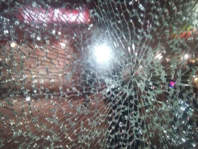 ВНижнем Новгороде урынка обстреляли машину бизнесмена