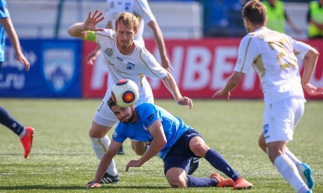 «Крылья Советов» сыграли вничью с«Олимпийцем» ввыездном матче главенства ФНЛ