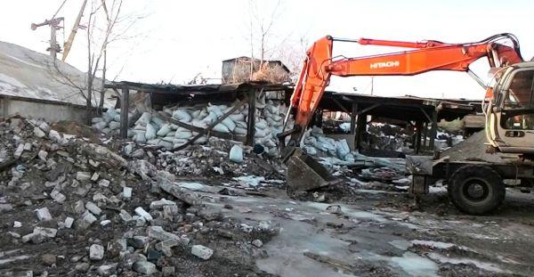 Рискованная свалка найдена вводоохранной зоне Оки