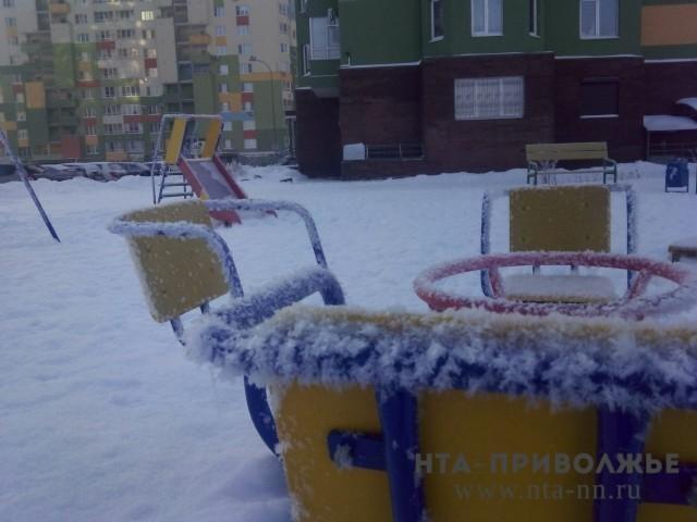 Резкое похолодание до -40 градусов ожидается в Нижегородской области
