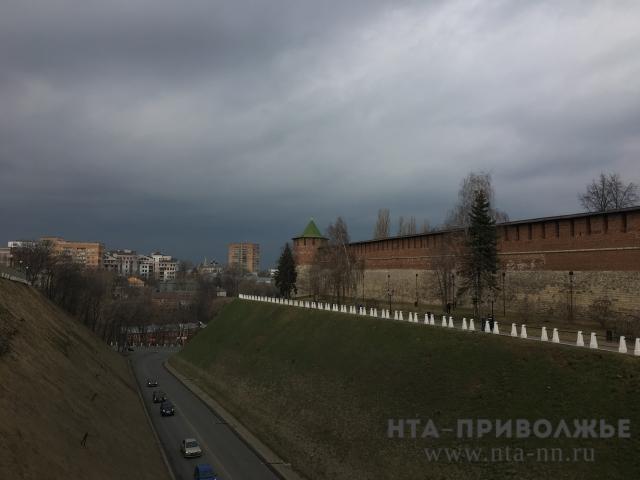 ВНижнем Новгороде ожидаются массивные порывы ветра— МЧС