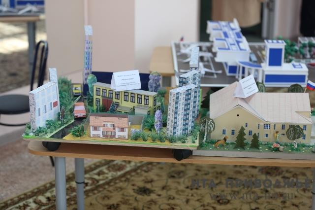 000 метров жилья введено вНижнем Новгороде в предыдущем году