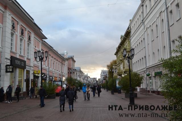 Оформление Нижнего Новгорода кДню города обойдется в5,7 млн.  руб.