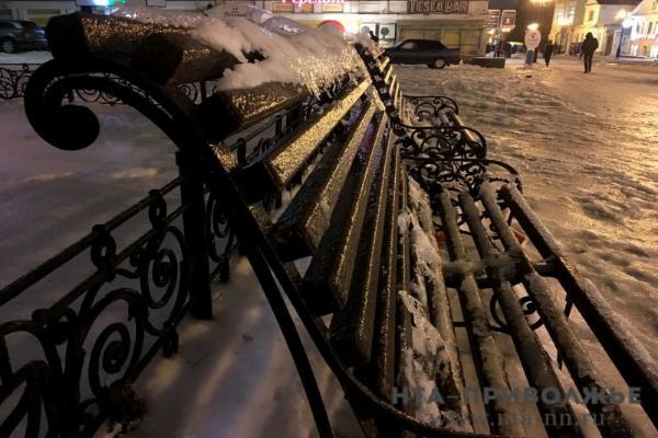 Насевере Нижегородской области реален ледяной дождь— МЧС